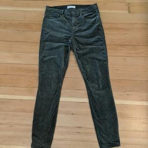 Gap 1969 True Skinny Corduroy Jeans 30L